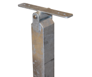 Commercial Seesaw Hinge Bearing Bracket (Post)